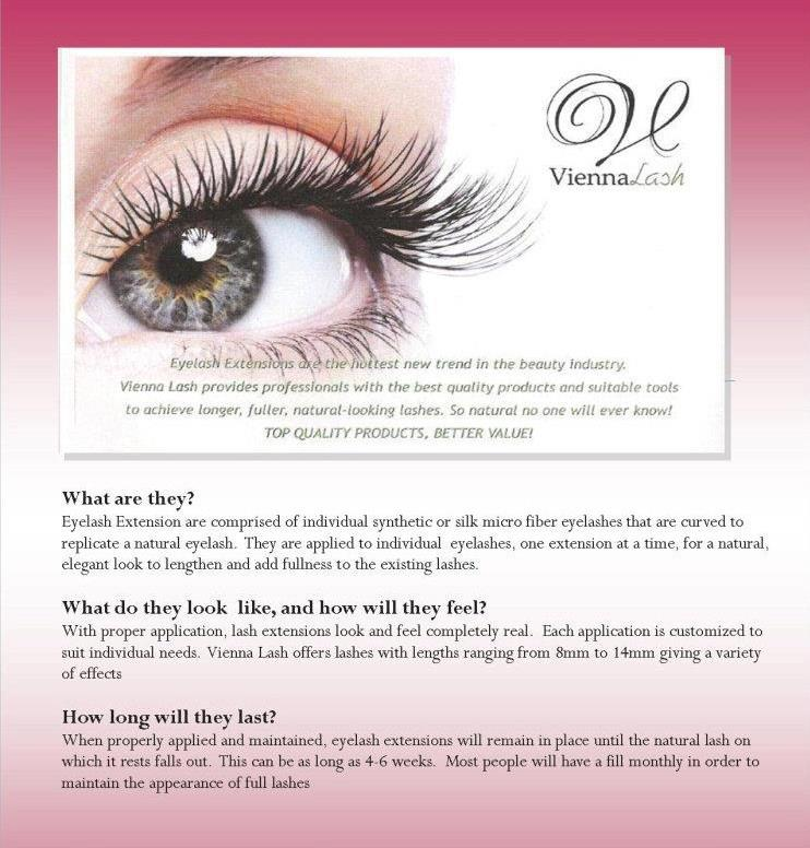 Lash Extensions Esthetics By Sharon